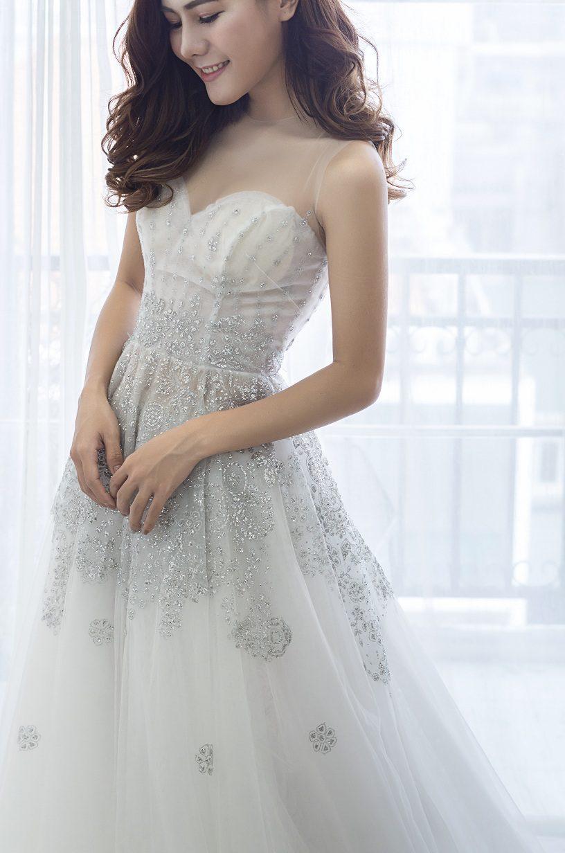 thiết kế áo cưới