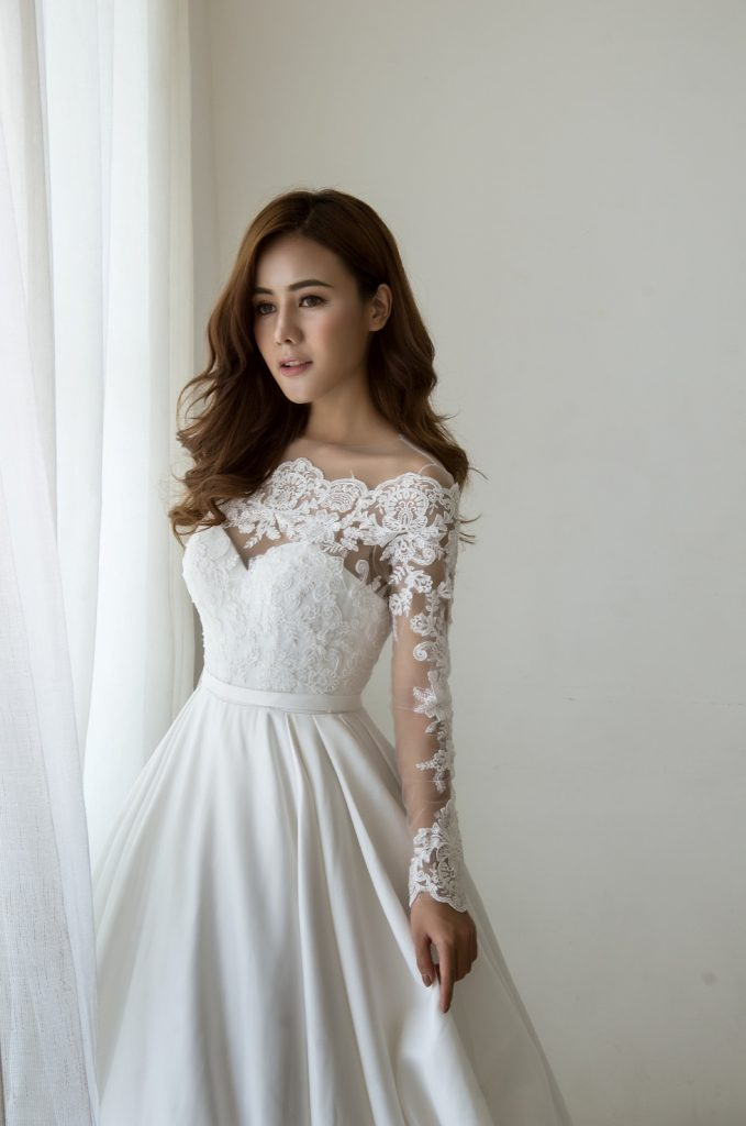 áo cưới hannah
