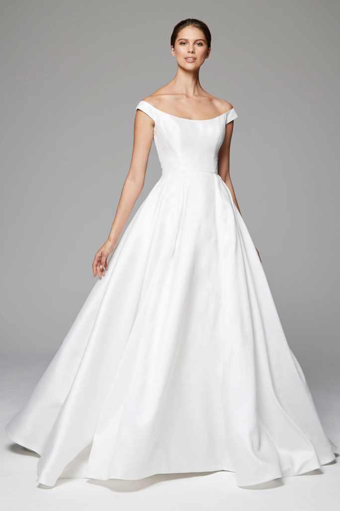 Váy cưới ôm sát thân