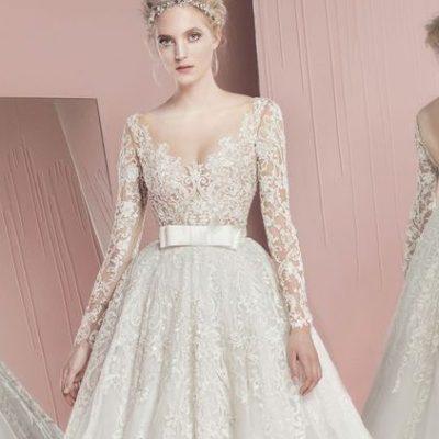 Top 4 mẫu áo cưới đẹp được yêu thích nhất – tham khảo cho 2019