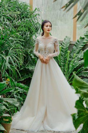áo cưới jane