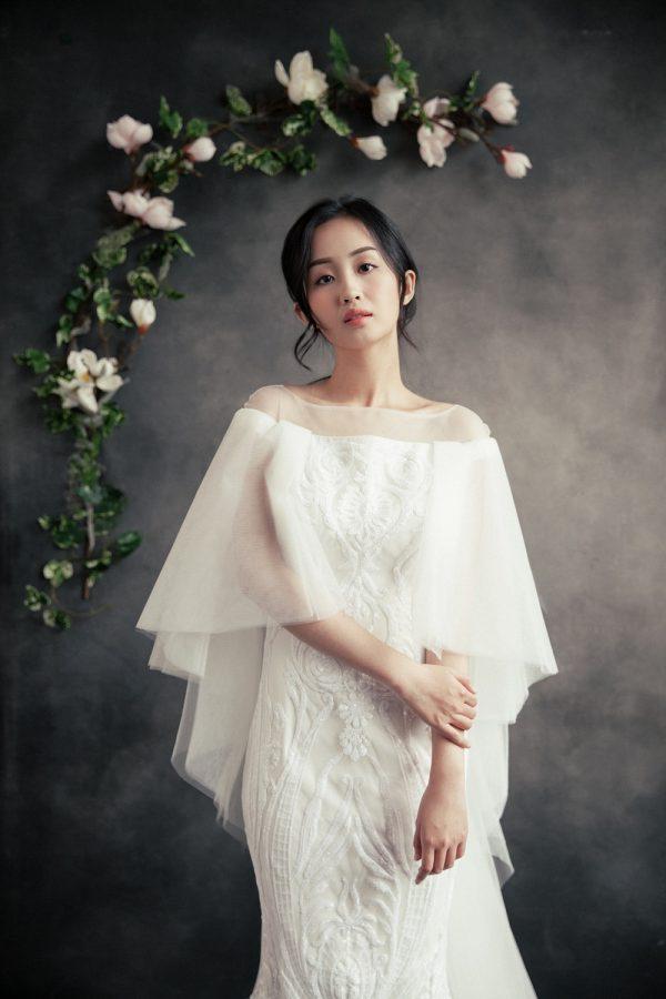 áo cưới cánh tiên