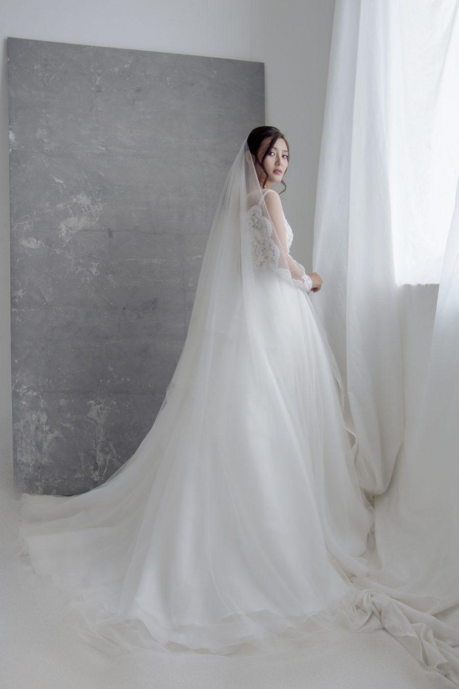 áo cưới công chúa
