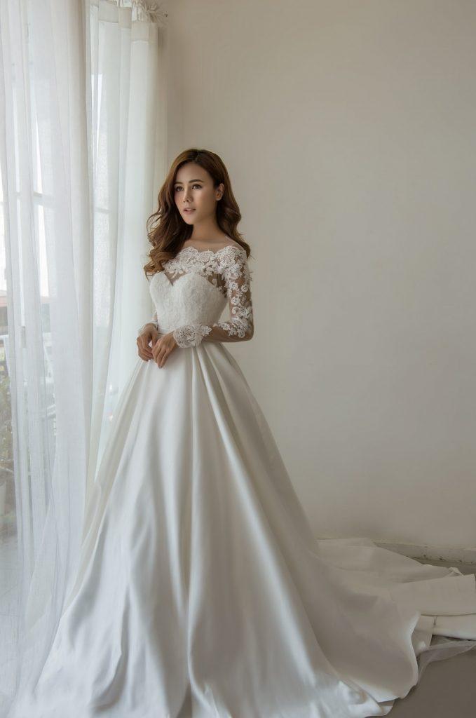 áo cưới hana