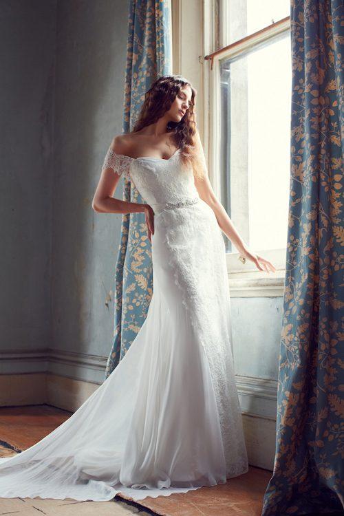 vải may áo cưới