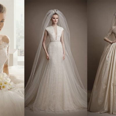Mẹo chọn váy cưới phù hợp cho từng vóc dáng cô dâu