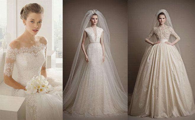 chọn áo cưới theo vóc dáng