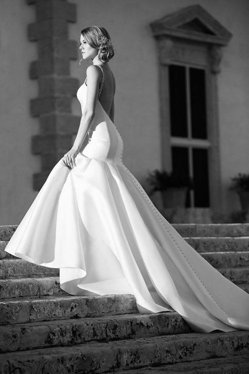 váy cưới theo vóc dáng