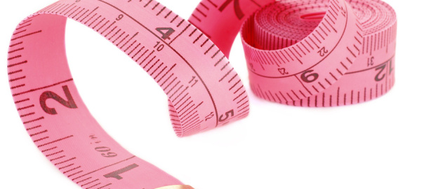 measurement for the wedding gowns
