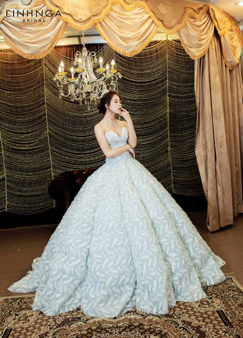 Tổng hợp một số Địa chỉ may Áo cưới đẹp ở Tp.HCM