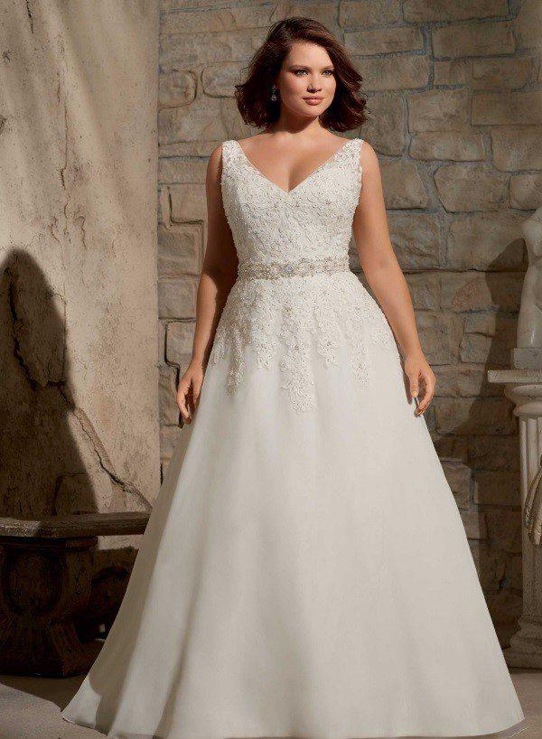 thuê áo cưới cho cô dâu mập