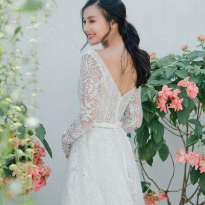 Những kiểu Áo cưới đơn giản đẹp được nhiều người lựa chọn