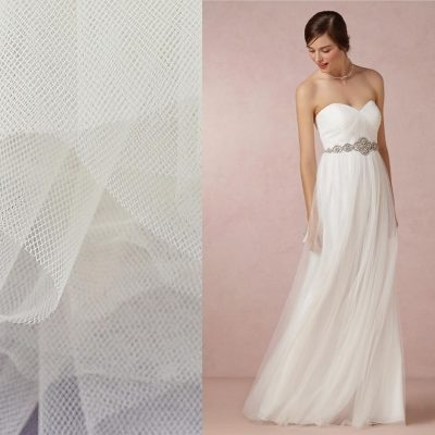 Nên chọn chất liệu gì để May áo cưới cho cô dâu mập ?