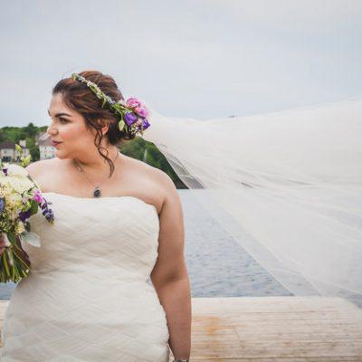 5 kiểu váy cưới đẹp cho Cô dâu dù mập vẫn Xinh lung linh