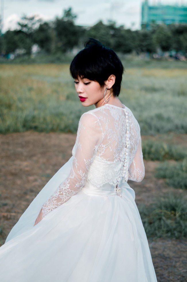 thuê áo cưới đẹp thanh lịch tphcm