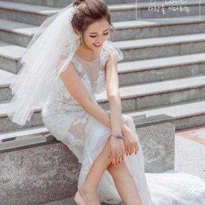 Liệu váy cưới đuôi cá có làm Cô dâu thấp trông lùn hơn?