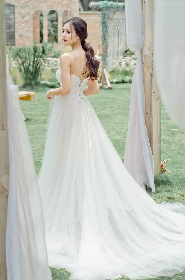thuê áo cưới để chụp hình