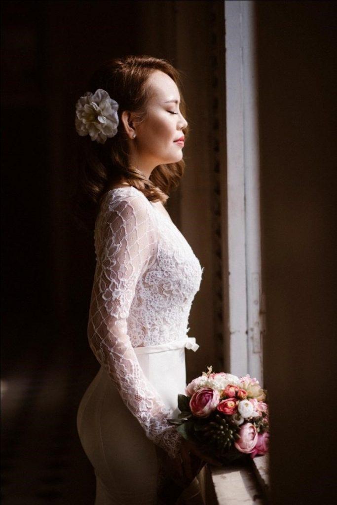 thuê áo cưới đẹp giá rẻ