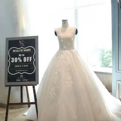 Bảng giá thuê áo cưới chi tiết của một số cửa hàng tại TP HCM