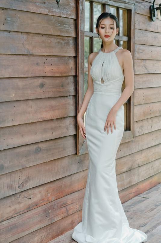 váy cưới nicole bridal