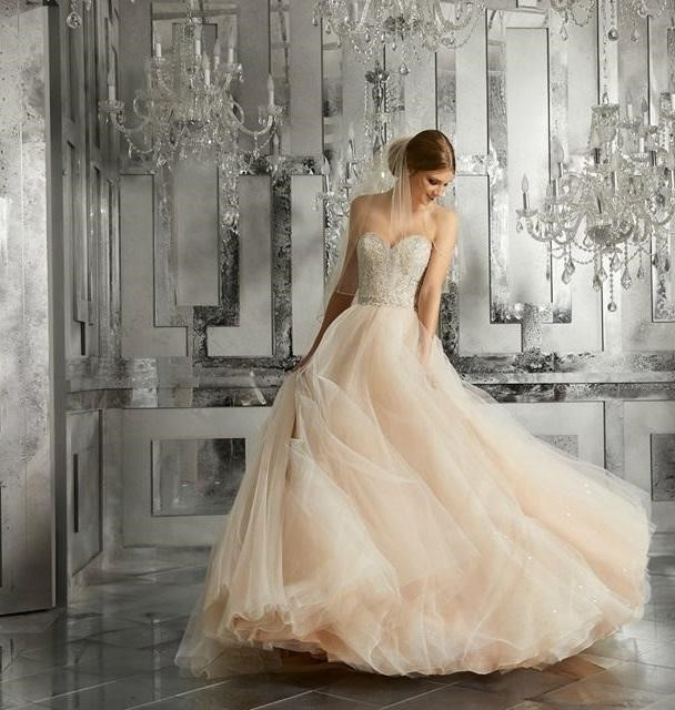 váy cưới sue ann