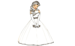 Hướng dẫn đầy đủ khi lựa chọn Áo cưới công chúa - Nicole Bridal