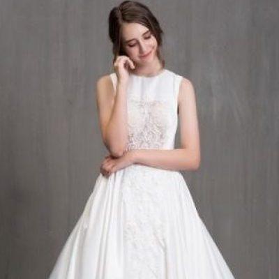 Những kiểu Váy cưới kín đáo được nhiều nàng dâu chọn lựa hiện nay