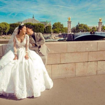 Nicole Bridal và phong cách thiết kế váy cưới