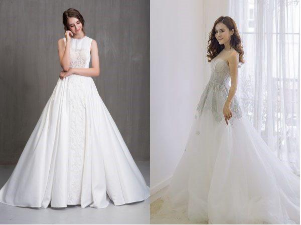 hình ảnh áo cưới công chúa đẹp