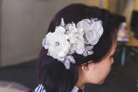phụ kiện áo cưới đẹp