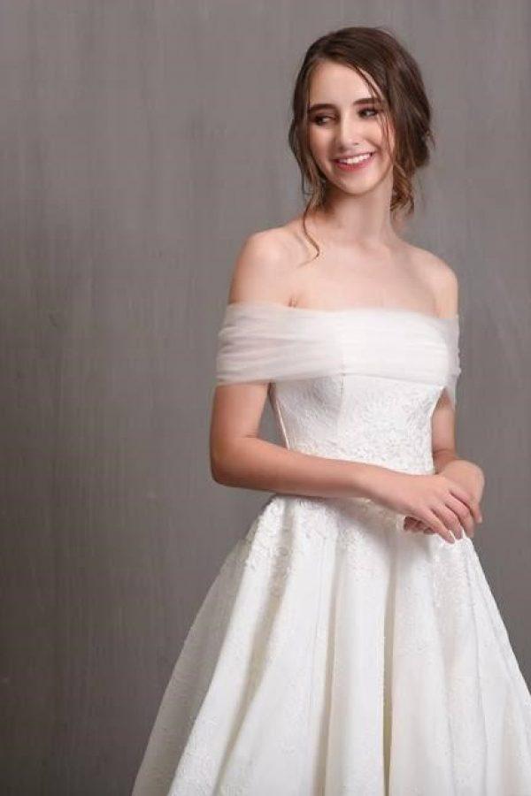 Kết quả hình ảnh cho áo cưới cúp ngực đẹp
