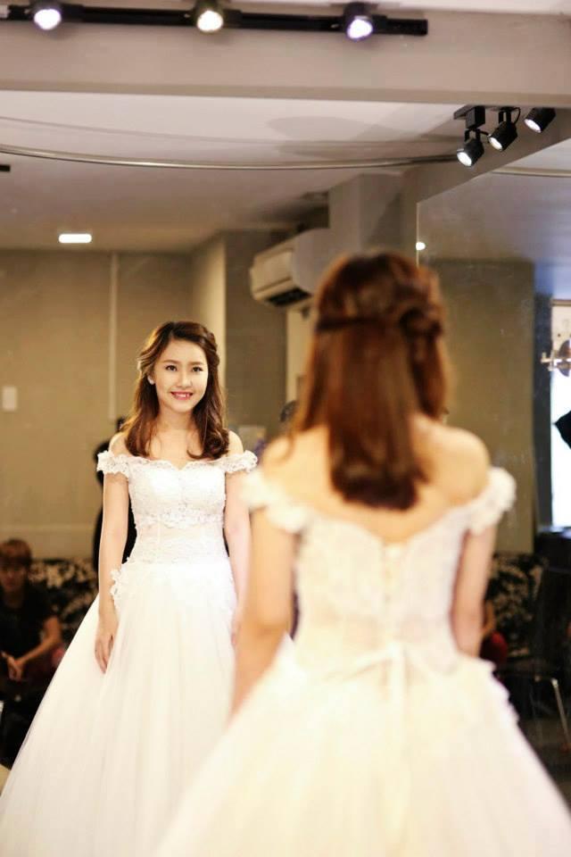 trang điểm cô dâu ngày cưới
