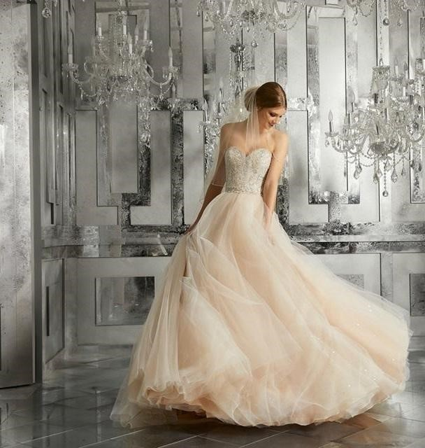 váy cưới công chúa sue ann