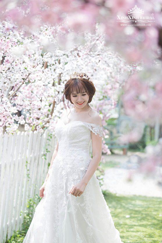 xinh xinh bridal