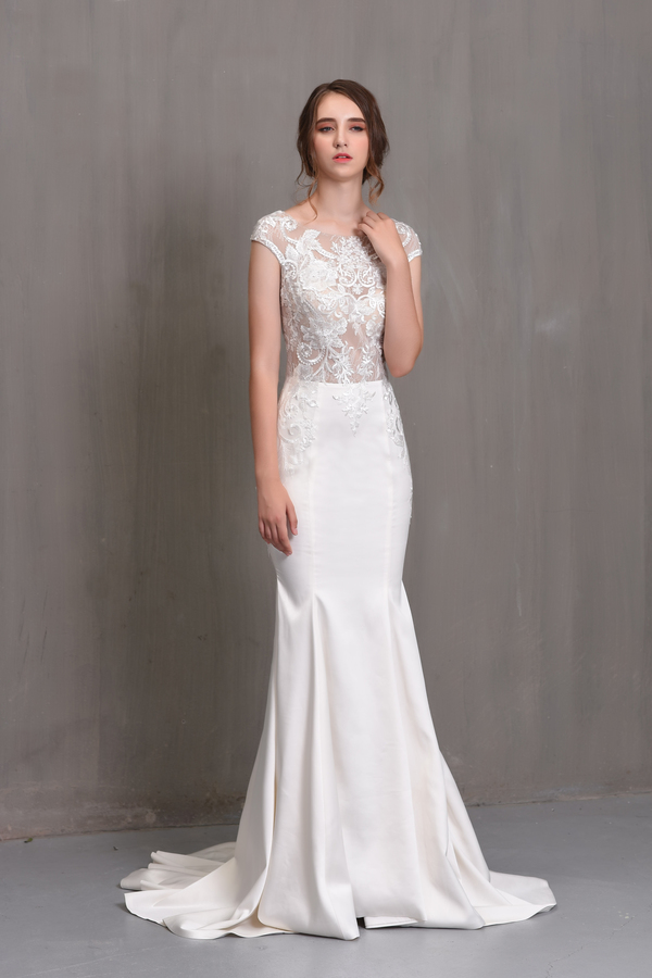 áo cưới thu đông