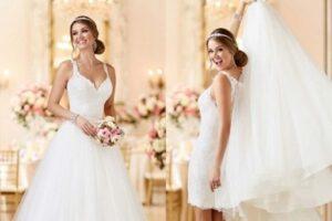 Thuê váy cưới đẹp ở Sài Gòn - Những điều bạn cần biết!
