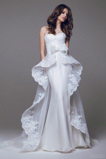 áo cưới 2 trong 1 đẹp