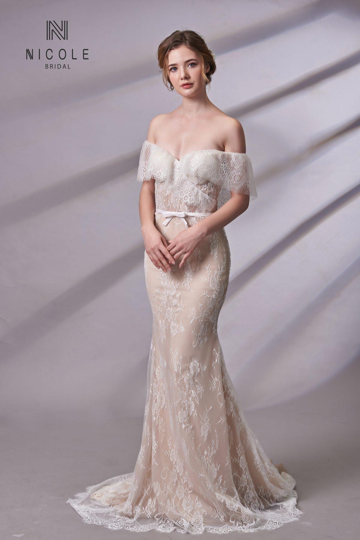áo cưới bianca