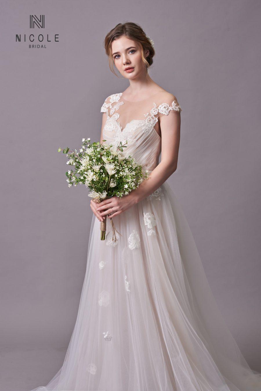 áo cưới lily