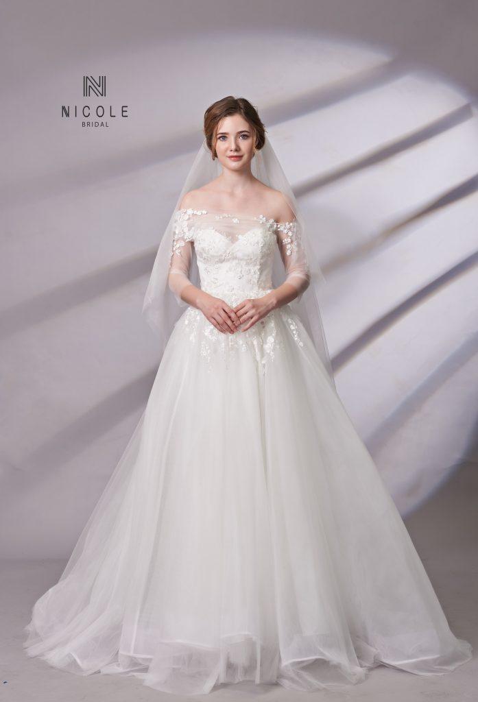 áo cưới vivian