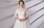 Những mẫu váy cưới theo Phong cách cổ điển đẹp nhất 2019