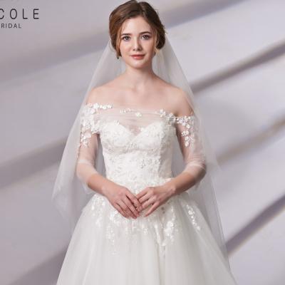 Những mẫu váy cưới theo Phong cách cổ điển đẹp nhất 2020