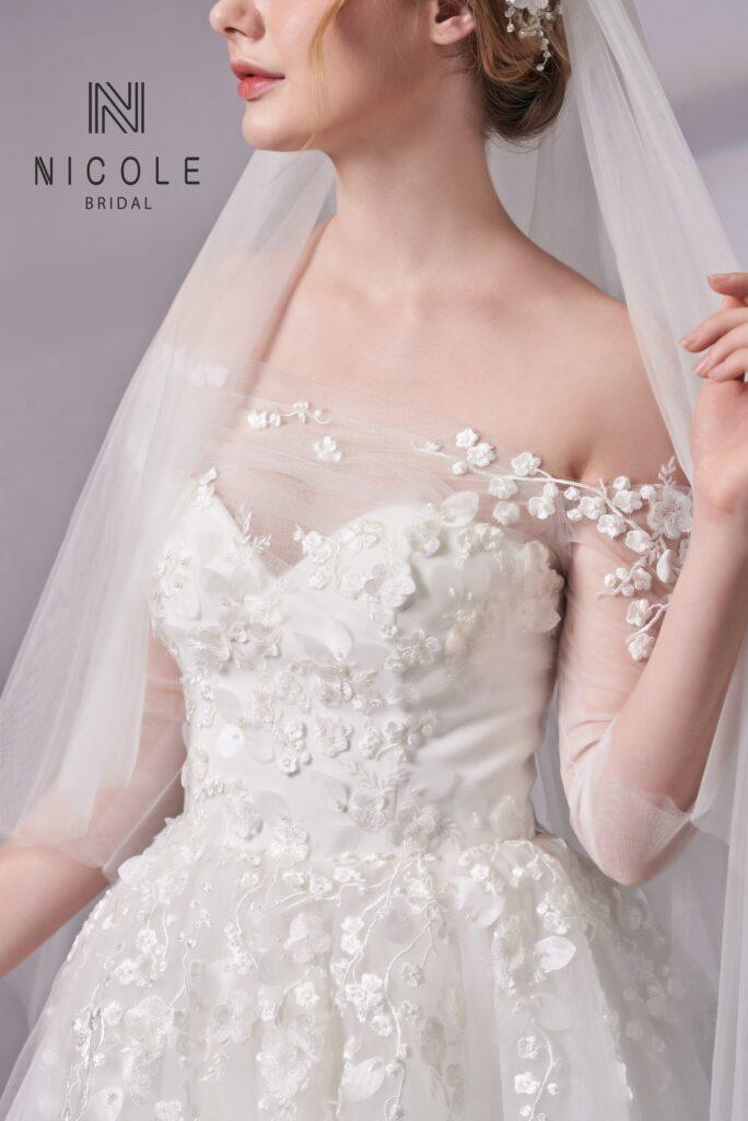 áo cưới đẹp cho cô dâu mập