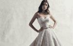 Những mẫu Váy cưới công chúa đẹp cho năm 2019
