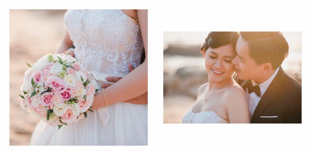 chụp ảnh cưới ở Hồ Cốc