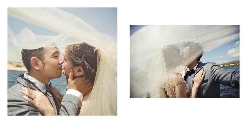 chụp ảnh cưới biển long hải