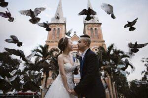Chụp ảnh cưới trọn gói bao gồm những gì?