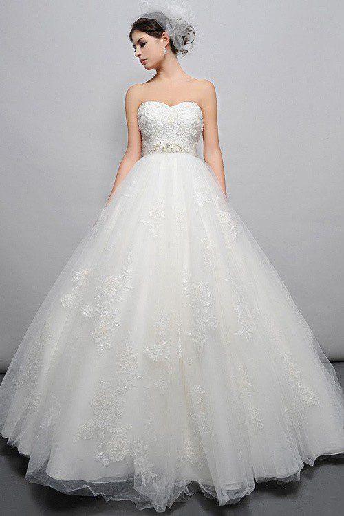 váy cưới đẹp khi đang mang bầu