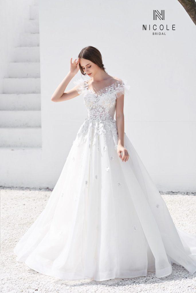 áo cưới 2019