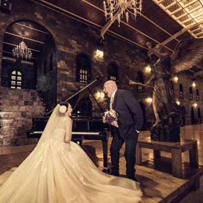 Giá chụp ảnh cưới phim trường là bao nhiêu?